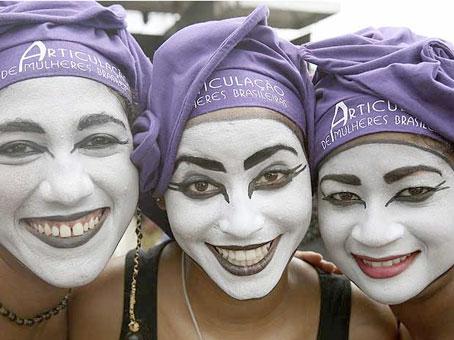 Marcha das Mulheres pela Igualdade, Fórum Social Mundial 2009, Belém/PA