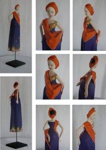 Diva n. 1 - Em exposição Salão Artesanato Paraibano