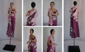Diva n. 2 - Em exposição no Salão de Artesanato da Paraiba