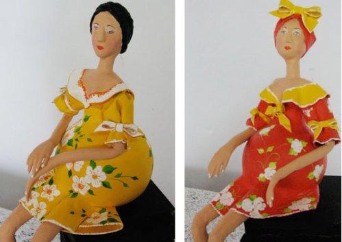 mulheres-de-cabaca-papel-mache