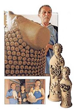 Mestre Nuca foi reconhecido como Patrimônio Vivo de Pernambuco em 2006