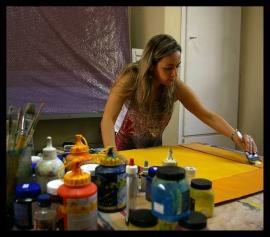 Alena Sá investiga a cor na linguagem visual