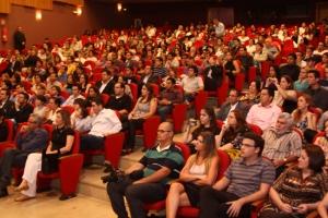 Evento reuniu mais de 500 pessoas no auditório da UNIP