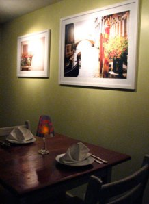 restaurante Divina Italia, em Tambau, Joao Pessoa, PB