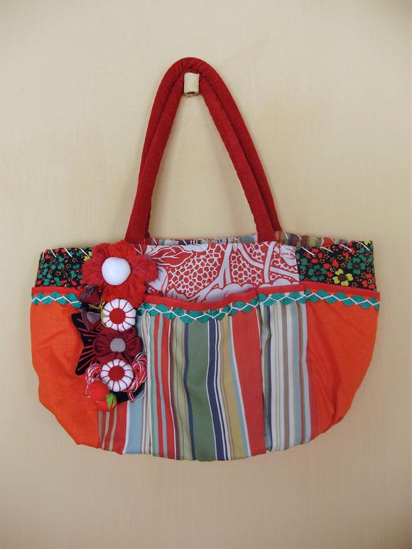 Bolsa De Tecido Frozen : Chegaram as bolsas artesanais de tecido ver?o babel