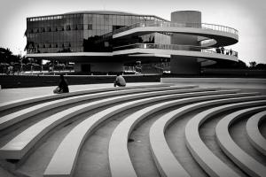 Projeto Oscar Niemeyer - João Pessoa, PB
